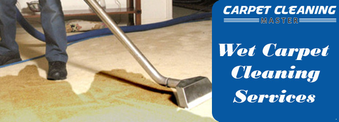 Wet Carpet Cleaning Services